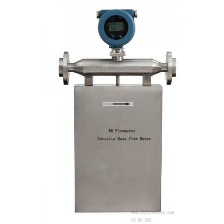 Coriolis Mass Flow meter & Density Meter