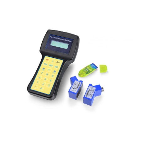 Handheld Clamp-on Ultrasonic Flow Meter
