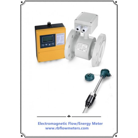 Magnetic Energy Flowmeter