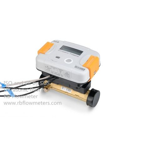 Inline Ultrasonic Flow Meter