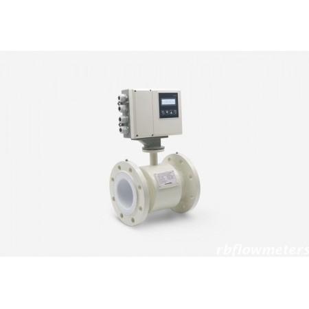Slurry Magnetic Flow Meter