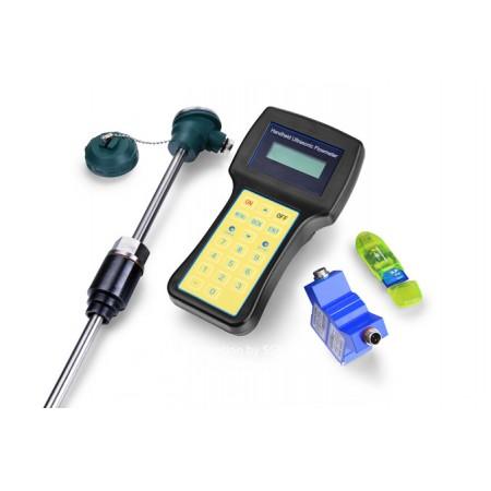 Clamp-on Handheld Ultrasonic heat meter