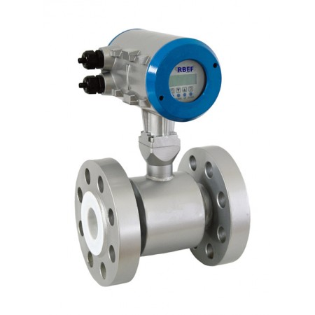 High Pressure Magnetic Flow meter