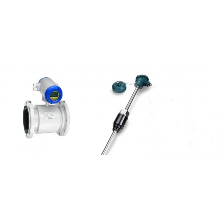 Compact Magnetic Energy Flowmeter