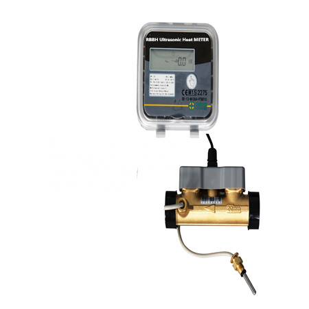 Ultrasonic Heat Meter in April