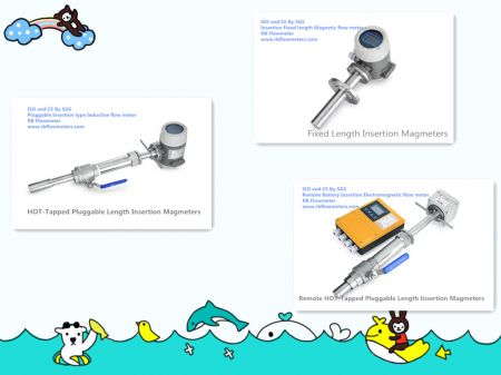 Insertion Magmeters